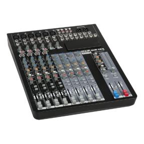 DAP GIG-124C Mixer 12 kanalen met dynamiek