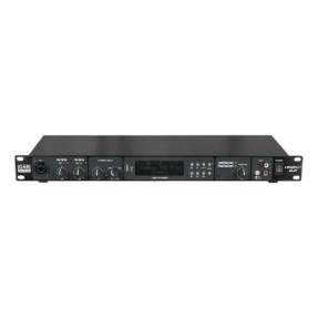 DAP Compact 6.2 Zone-mixer 6 kanalen - 19 inch 1HE