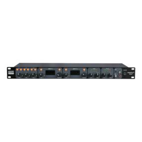 DAP Compact 9.2 Zone-mixer 9 kanalen - 19 inch 1HE