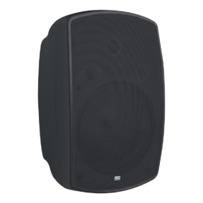 DAP EVO 8 Passieve speakerset zwart - 8 inch 80W