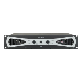 DAP HP-500 Versterker 2x 200W - 19 inch 2HE