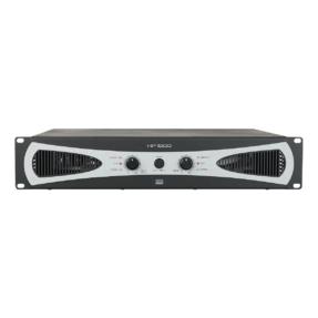 DAP HP-1500 Versterker 2x 750W - 19 inch 2HE