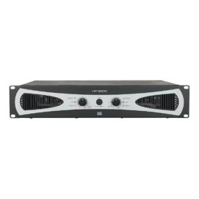 DAP HP-2100 Versterker 2x 1000W - 19 inch 2HE