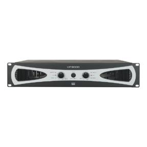 DAP HP-3000 Versterker 2x 1400W - 19 inch 2HE