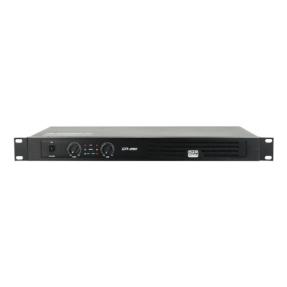 DAP CA-2150 Compacte Versterker 2-kanalen - 19 inch 1HE