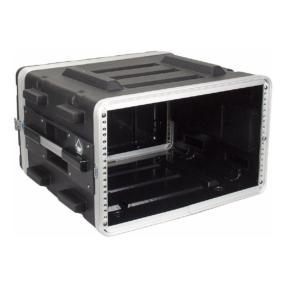 DAP ABS kunststof Rackcase 19 inch – 6HE