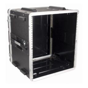 DAP ABS kunststof Rackcase 19 inch – 12HE