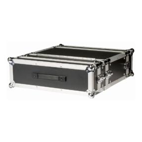 DAP ACA-CDD3 - 19 inch flightcase voor dubbele CD-speler