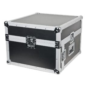 DAP 19 inch Combi flightcase 4HE + 10HE