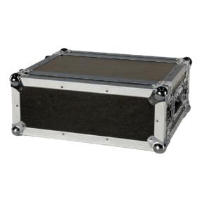 DAP 19 inch Compacte flightcase voor effecten apparatuur 4HE