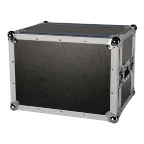 DAP 19 inch Compacte flightcase voor effecten apparatuur 8HE