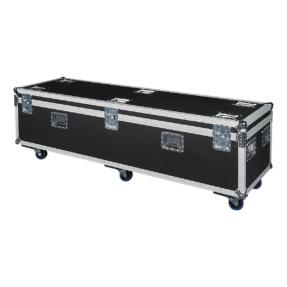 WENTEX® Pipe & Drape Flightcase - baseplate 45cm