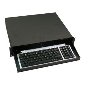 DAP 19 inch Keyboard-drawer Paneel voor computerkeyboard