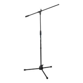 DAP Eco Microphones stand with boom arm 890-1460mm plastic voetstuk