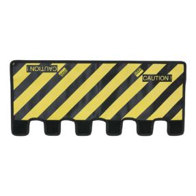 DAP Warning strip XL Voor luidspreker en lampstatieven