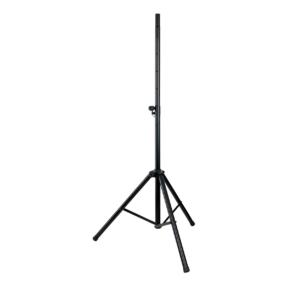 DAP Speakerstand Pro 38-41mm Staal 1230-1900mm max belasting 40 kg