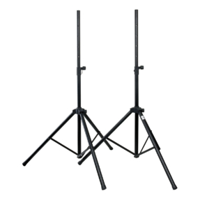 DAP Speaker Stand Set Aluminium 1220-1900mm max belasting 25 kg