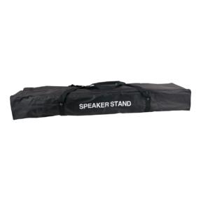 DAP Speaker Stand set Inclusief luidsprekerkabel en draagtas