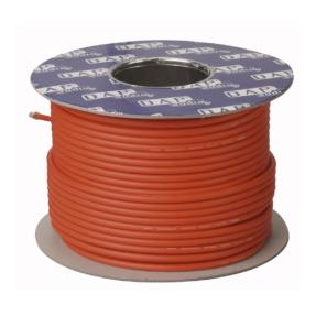 DAP MC-216 Microfoonkabel / Line-kabel - 100m rood