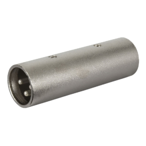 DAP FLA25 - XLR-adapter XLR male 3-pin naar XLR male 3-pin