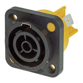 Neutrik NAC3FPX powerCON True1 outlet connector afsluitbare 16A netstekker