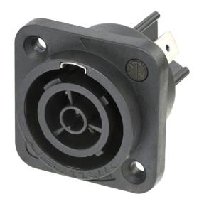 Neutrik NAC3FPX-TOP powerCON True1 outlet connector afsluitbare 16A netstekker