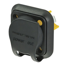 Neutrik Sealing Cover voor Powercon True1-chassisuitgang