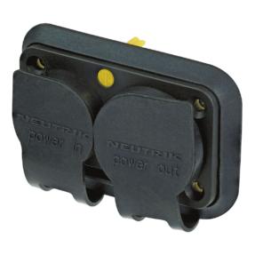 Neutrik Sealing Cover voor Powercon True1-chassisingang/-uitgang