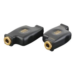 DAP XGA03 - Stereo verloop-plug Jack female naar Jack female