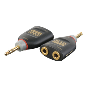DAP XGA20 - Stereo verloop-plug Jack male naar 2x Jack female