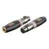 DAP XGA22 - Verloop-plug XLR female 3-pin naar Jack female
