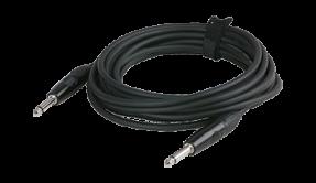 Instrument kabels