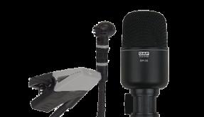 Instrument microfoons