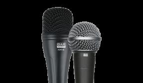 Live microfoons