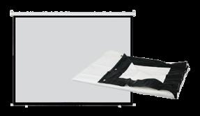Projectie scherm