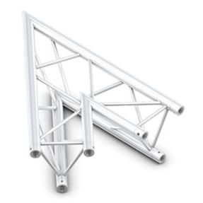 Milos ACM19 truss driehoek deco 45 graden 2-weg hoek