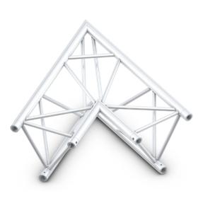 Milos ACM20 truss driehoek deco 60 graden 2-weg hoek