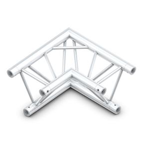 Milos ACM21 truss driehoek deco 90 graden 2-weg hoek