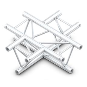 Milos ACM41 truss driehoek deco 4-weg kruis