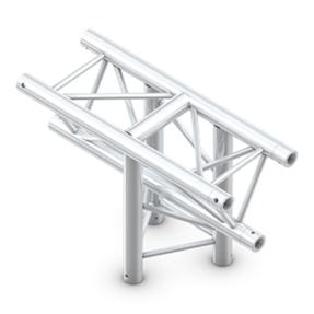 Milos ATM35 truss driehoek deco 3-weg t-stuk verticaal