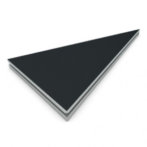 SIXTY82 STAGE82 Module M Driehoek Top Line 100x100 cm - Hexa