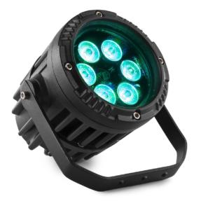 BeamZ Professional BWA63 RGB Aluminium IP65 LED Par spot