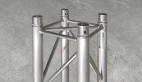 B-stock P34 truss