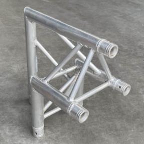 B-stock  Global Truss F33C24 driehoek 90 graden 2-weg hoek apex up (Alprocon compatibel)