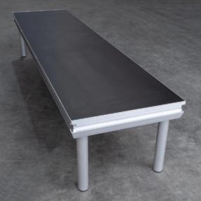 B-stock FORTEX STAGE750 Deck Top Line HEXA 200x50 cm