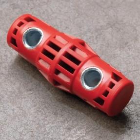 Prolyte CCS6-600H 30/40 hybride conische koppeling - rood