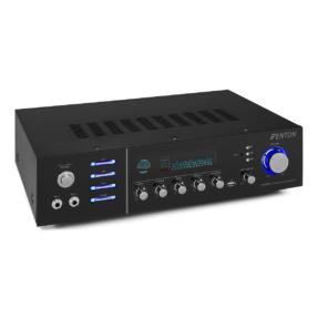 Fenton AV-320BT surround versterker 5-kanalen met Bluetooth en USB