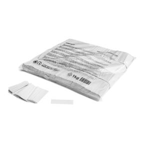 MAGICFX® Slowfall confetti 55x17mm - wit