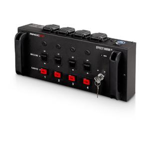 MAGICFX® Effect'ivator 4 - controller 4 kanalen