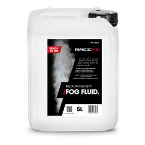 MAGICFX® Pro Fog Fluid – Rookvloeistof 5 liter – medium dichtheid
